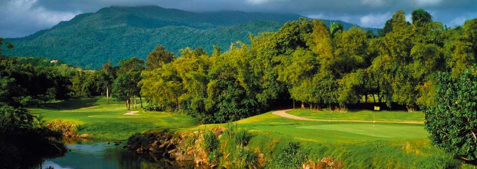 Rio Mar Beach Resort & Spa - River Course's 7th hole
