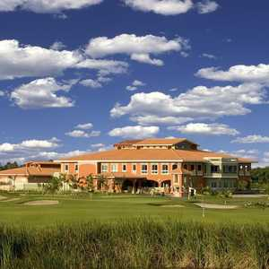Trump International GC: Clubhouse