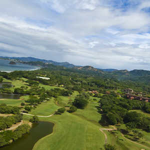 Reserva Conchal GC: Aerial view