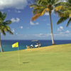 A view of a hole at Punta Borinquen Golf & Country Club