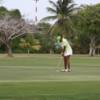 A view from Curacao Golf & Squash Club