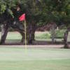 A view of a hole at Curacao Golf & Squash Club