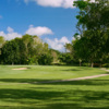 A view of a green at Old 9 Course from Sandy Lane Golf Club