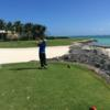 A view from a tee at La Cana Club from Puntacana Resort & Club
