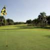 A view of the 10th hole at Cayacoa Golf Club