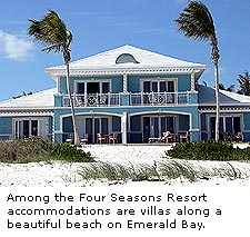 Four Seasons Great Exuma Beach House