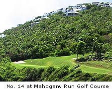 No. 14 at Mahogany Run Golf Course