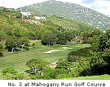 No. 3 at Mahogany Run Golf Course