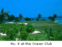 Hole 4, Ocean Club