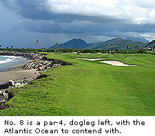 No. 8 at Royal St. Kitts
