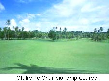 Mt. Irvine Bay Golf Club