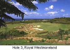 Hole 3, Royal Westmoreland