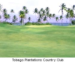 Tobago Plantations Golf and Country Club
