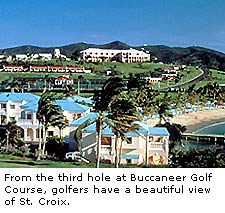 Buccaneer Hotel and Golf Course