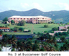 No. 3 at Buccaneer Golf Course