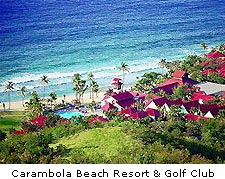 Carambola Beach Resort & Golf Club