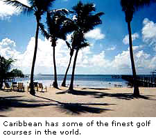 Caribbean Finest Golf Courses