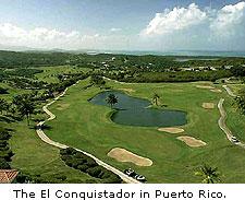 The El Conquistador in Puerto Rico