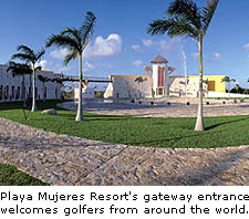 Playa Mujeres Resort
