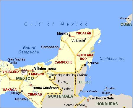Mexico Golf Courses  Resorts  CaribbeanGolfcom