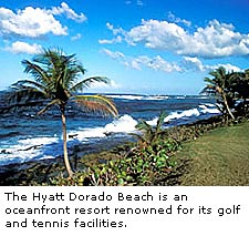 Hyatt Regency's Cerromar Beach Resort and Casino